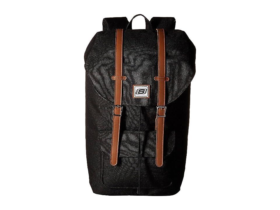SKECHERS Rucksack Backpack (Black) Backpack Bags
