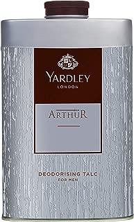 Yardley Arthur Talc Body Powder - 150 Gm