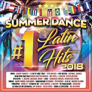 Summer Dance Latin #1´s Hits 2018