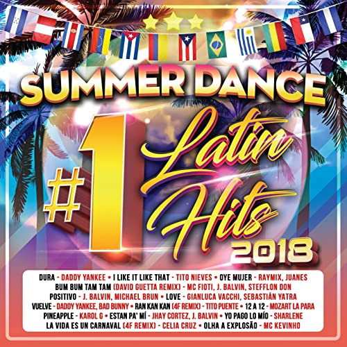 Summer Dance Latin Hits 2018 product image
