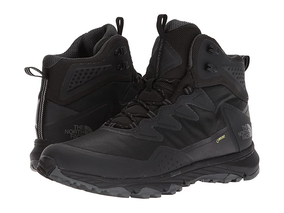 The North Face Ultra Fastpack III Mid GTX(r) (TNF Black/TNF Black) Men