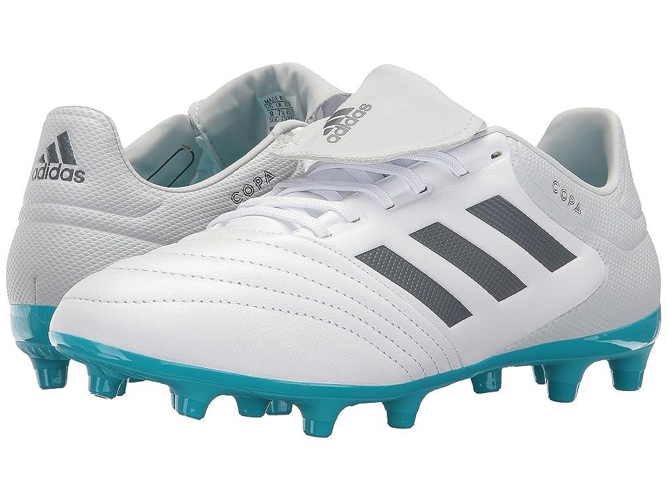 adidas Copa 17.3 FG (Footwear White/Grey/Clear Grey) Men