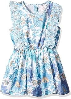 Girls' Big Fantasia Dress Vintage Floral