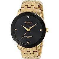 Armitron Mens Diamond Dial Bracelet Watch Deals
