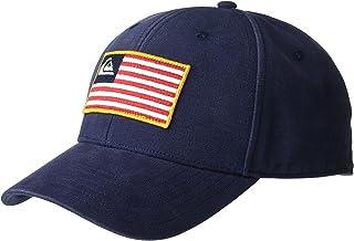 قبعة بيسبول رجالي بشعار Quiksilver SnapBACK قابلة للتعديل