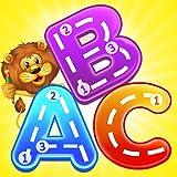 ABC Jungle Animals Tracing & Phonics