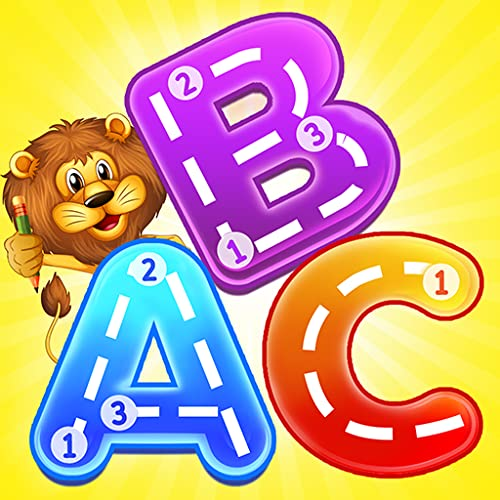 ABC Jungle Animals - Tracing & Phonics