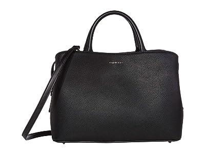 Fiorelli Bethnal Satchel (Black) Handbags