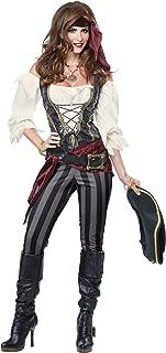 Brazen Buccaneer Women's Costume