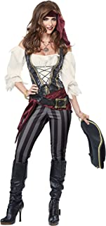 California Costumes Brazen Buccaneer Women's Costume