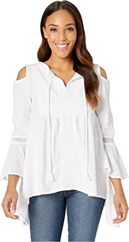 Cantina Kailami Cold Shoulder Top