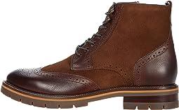 Cody Wing Tip Zip Boot