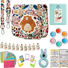 instax accessory pack with mini 8 camera