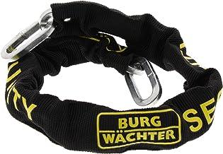 Burg-Wächter SKM 6/90, vierkante ketting, ketting voor fiets, motorfiets, E-scooter, tuinmeubelen, gewicht: 725 g, lengte:...