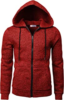 Mens Casual Cardigan Sweatshirts Premium Thermal Warm Long Sleeve Knitted Jackets