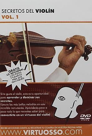 Virtuosso Violin Method Vol.1 (Curso De Violín Vol.1) SPANISH ONLY