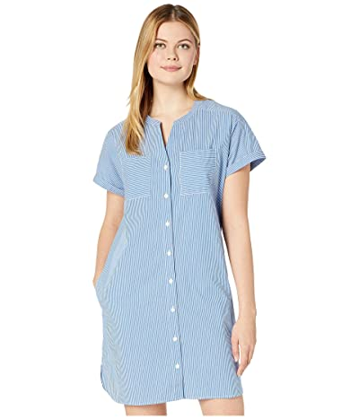 Tommy Bahama Beach It To You Dress Short Sleeve (Turkish Sea) Women