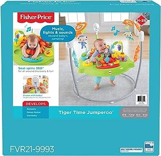 Fisher Price Roarin' Rainforest Jumperoo, Multi-Colour, CHM91