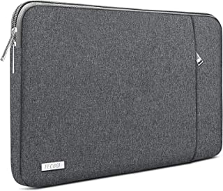TECOOL 12,3-13 Pouces Housse Ordinateur Portable pour 2018 2019 2020 MacBook Air/Pro 13, HP Envy 13, Huawei Matebook 13, 1...