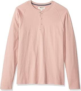 Best cotton jersey henley shirt Reviews