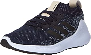 adidas D96453 purebounce+ w Womens Road Running Shoes, Blue (legend ink/black blue met./raw indigo), 5 UK (38 EU)