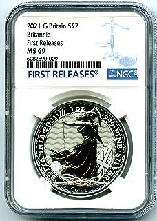 NGC MS 69 2020 Niue Disney Lion King Circle of Life 1 oz .999 Silver Coin