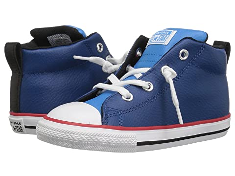 25e11fc97112 Converse Kids Chuck Taylor® All Star® Street Mid (Infant Toddler) at 6pm
