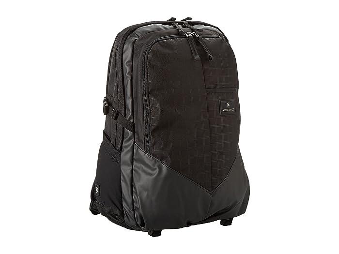 Victorinox Altmonttm 3.0 Deluxe Laptop Backpack (Black/Black) Backpack Bags