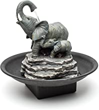 elephant fountain outdoor