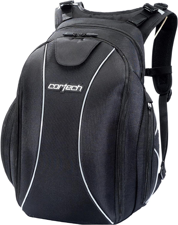 Cortech 8230-1005-18 Black Super 2.0 Backpack