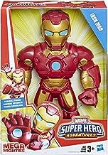 Super Hero Adventures Playskool Heroes Marvel Mega Mighties Iron Man Collectible 10