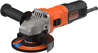 comprar comparacion BLACK+DECKER BEG010-QS - Amoladora 115mm, 710W, 12.000 rpm