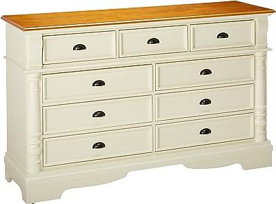 748e61e40b64 Amazon.com  Carson Carrington Hafnarfijorour Mid-century 4-drawer ...