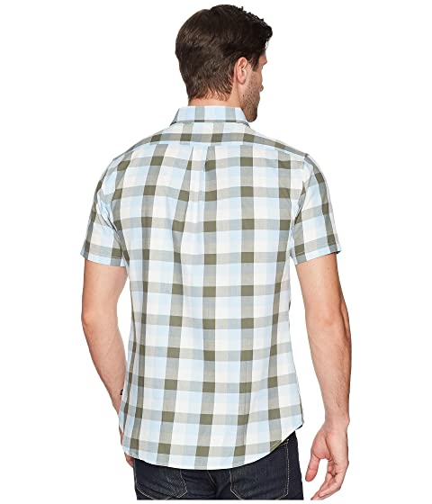 United By United Plaid By Kintyre Blue Blue EqBO74B