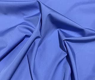 Spechler-Vogel Fabric - Pima Cotton Broadcloth - Cobalt Blue
