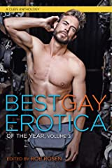 Best Gay Erotica of the Year (Best Gay Erotica Series) Kindle Edition
