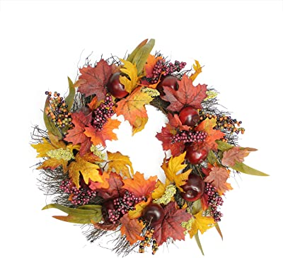 Northlight Thanksgiving Decorations, Orange
