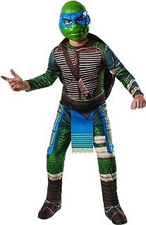 Rubies Teenage Mutant Ninja Turtles Child Leonardo Costume, Small
