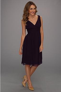 Jessie Silk Chiffon Dress