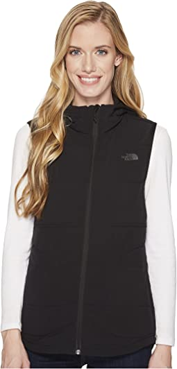 Mountain Sweatshirt Hooded Vest