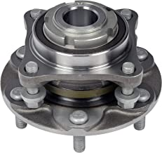 Bodeman - Front Wheel Hub and Bearing Assembly for 2007-2009 Toyota FJ Cruiser/ 2003-2018 Toyota 4Runner/ 2005-2015 Toyota Tacoma - RWD