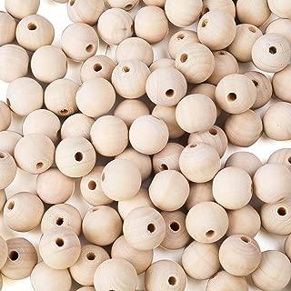 Best wood beads bulk Reviews
