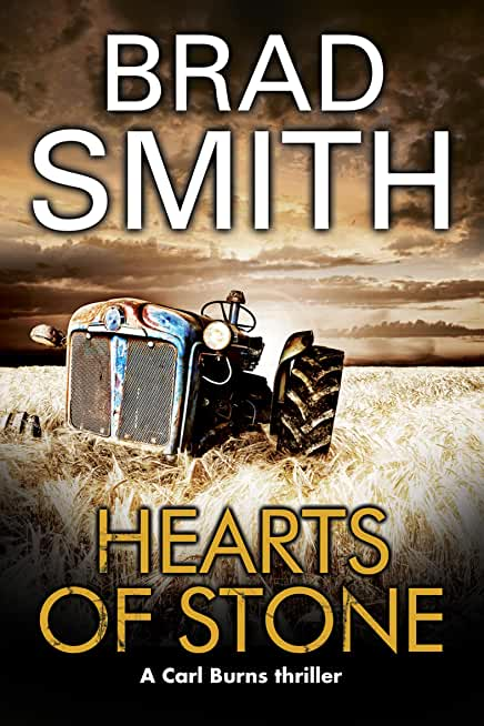 Hearts of Stone (The Carl Burns Thrillers Book 2) (English Edition)