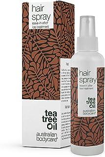 Australian Bodycare Hair spray 150 ml | Förebyggande Tea Tree Oil spray efter behandling av huvudlöss - 100% Vegan | I öve...