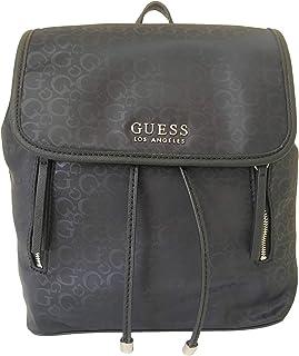 Kepner Backpack, Model NL726230, Black with Silvertone Hardware