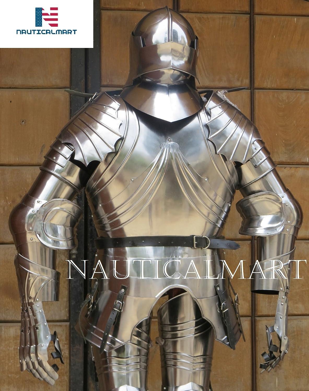NauticalMart German Many popular brands Gothic Suit of Knight Custom Medieval Armor Sale
