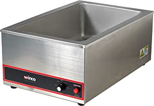 Winco FW-S500, Large, Stainless Steel