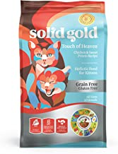 Solid Gold Touch of Heaven Chicken & Sweet Potato Natural, Holistic Grain Free Kitten Food with Superfoods