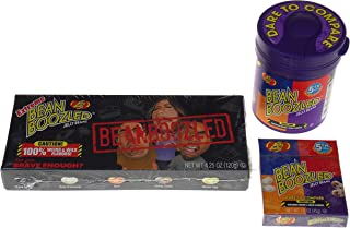 Jelly Belly Extreme Bean Boozled Jelly Bean Bundle With Dispenser