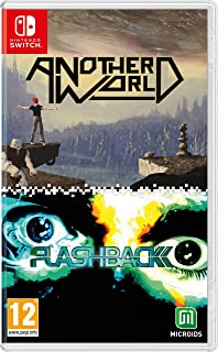 Another World & Flashback Compilation /Switch